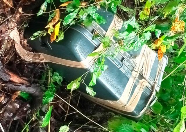 В Чехии турист позвонил в посольство из-за найденного чемодана