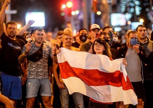 ЕС назвал выборы в Беларуси нечестными и пригрозил санкциями