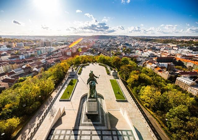 Парк на холме Витков ждет реконструкция