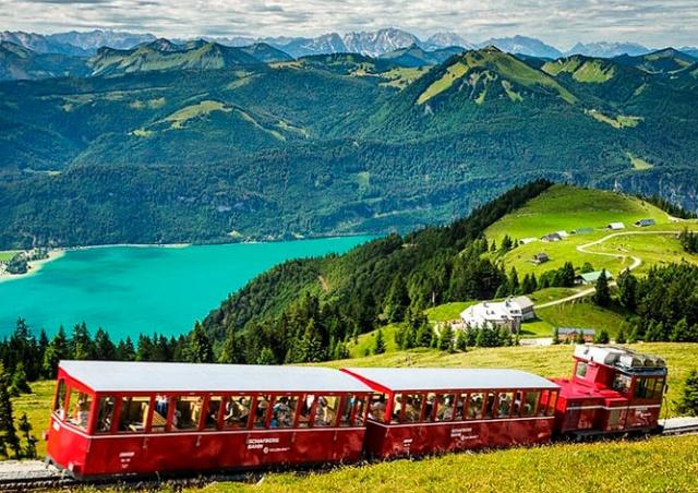 Мини-путешествие по красивым местам Австрии