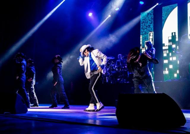 В Праге выступит единственный официальный двойник Майкла Джексона