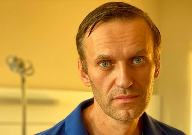 Алексея Навального выписали из больницы