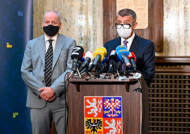 Важно: Чехия закрывает непродуктовые магазины и сферу услуг. Передвижение граждан ограничат