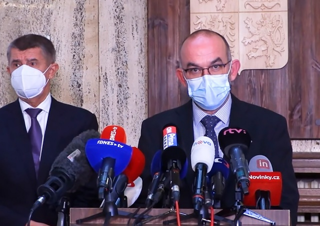 В пятницу в Чехии введут новые карантинные меры: что изменится