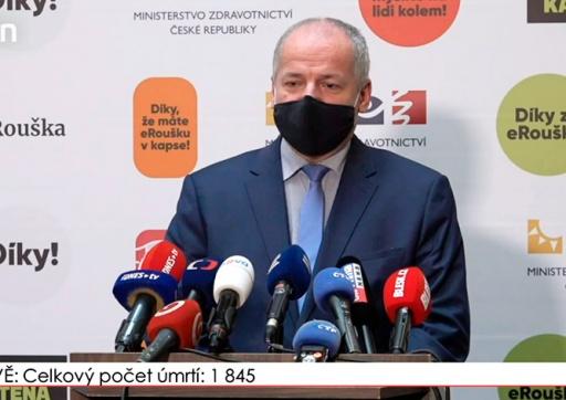 Министр здравоохранения Чехии отказался уходить в отставку