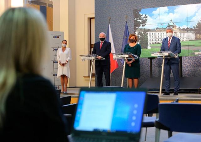 Правительство Чехии объявило об ужесточении карантинных мер