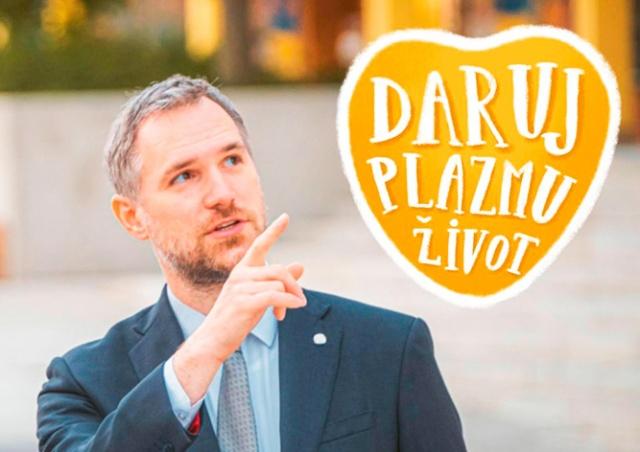 Мэр Праги призвал переболевших коронавирусом стать донорами крови