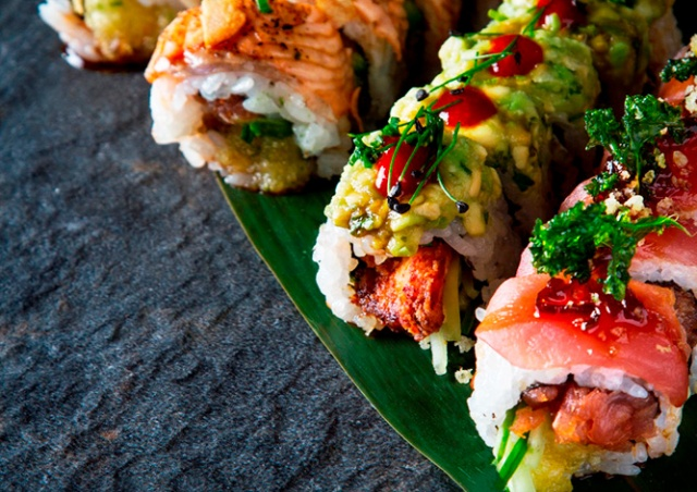 Пражский ресторан Sanduga дарит скидку на суши
