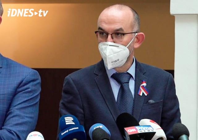 Минздрав: пик эпидемии в Чехии пройден