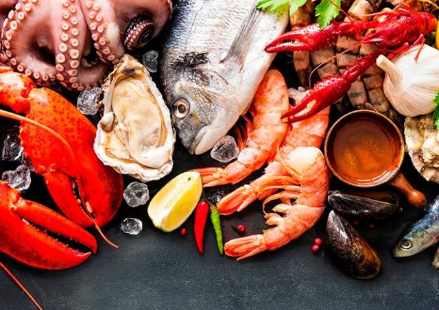 Магазин морепродуктов Ocean Food объявил скидки на «Черную пятницу»
