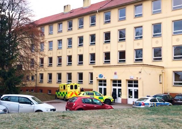 В Чехии ученица погибла при падении из окна школы