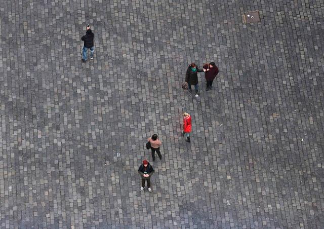 Найди себя на самом детализированном фото Праги: 405 гигапикселей