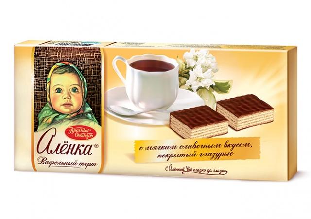 Германия признала торт «Аленка» опасным для здоровья. Он продавался и в Чехии