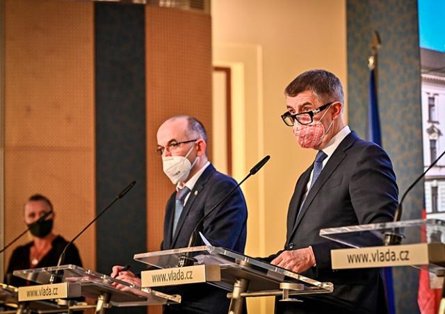 Важно: в Чехии с 27 декабря ужесточат карантинные меры