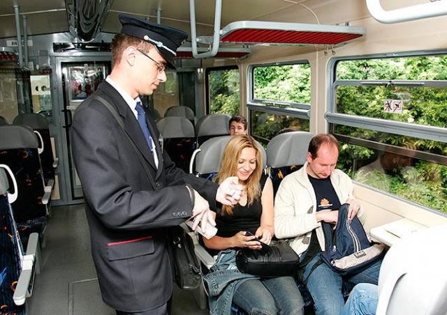 В Чехии начал действовать единый билет на все поезда