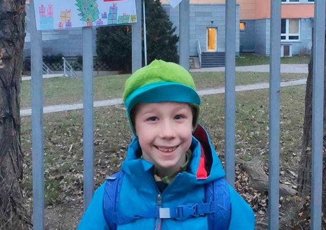 В Праге пропал ребенок. Полиция просит о помощи