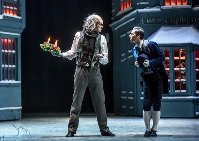 В понедельник Национальный театр проведет трансляцию балета «Щелкунчик»