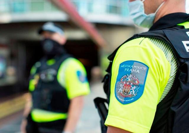 Из-за коронакризиса Прага сократила штат муниципальной полиции