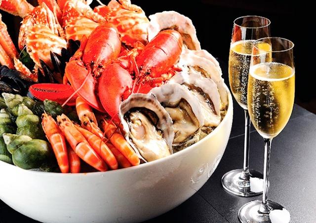 Магазин морепродуктов Ocean Food объявил новогоднюю акцию: скидки до 40%