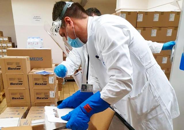 В Чехию прибыла первая партия вакцины Pfizer от коронавируса