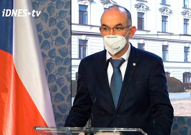 Минздрав Чехии предложил ужесточить карантинные меры с 25 декабря