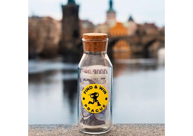 В Праге стартовал квест на знание города Find&Win: бесплатное участие и приз 5000 крон