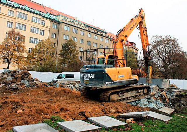В Праге на месте демонтированного памятника Коневу откроется выставка