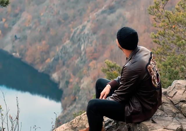«Осенний блюз»: русская рэп-лирика из Праги