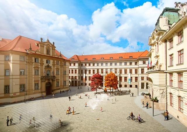 Мэрия Праги показала, как изменится Марианская площадь