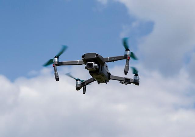 В Чехии запретили использовать дроны без регистрации