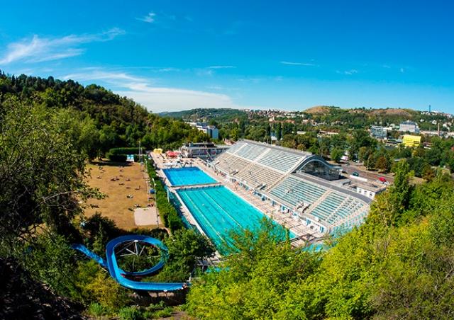 Водный стадион «Подоли» в Праге признан памятником культуры