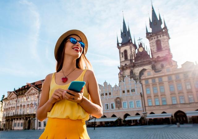 Прага опередила Нью-Йорк и Сингапур по качеству жизни