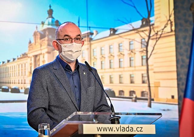 Минздрав Чехии назвал условие для смягчения карантинных мер