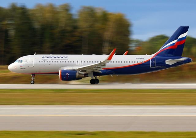 «Аэрофлот» приостановит полеты между Москвой и Прагой