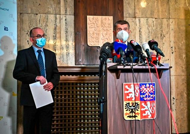 Парламент Чехии не продлил чрезвычайное положение. Его срок истечет 14 февраля