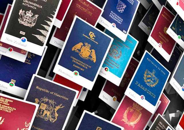 Названы лучшие для путешествий паспорта мира