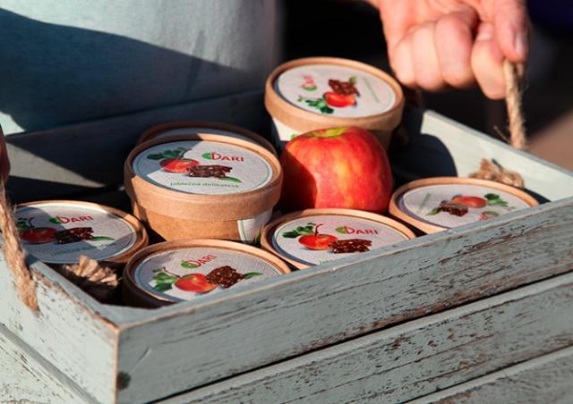 Натуральные яблочные десерты, как вдохновение для бизнеса в Чехии
