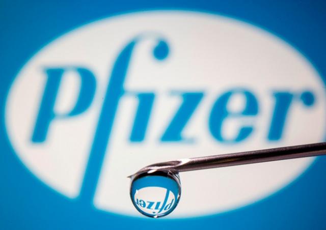 Вакцина Pfizer показала эффективность против «британского» штамма коронавируса
