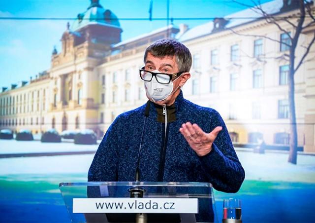 В Чехии объявили новое чрезвычайное положение