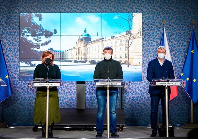 Важно: правительство Чехии утвердило новые карантинные меры