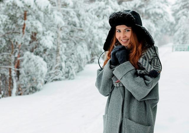 В Чехии объявлено предупреждение о сильных морозах
