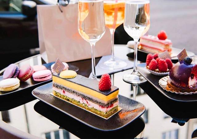 Кусочек счастья: десерты от пражской кондитерской Café Millème