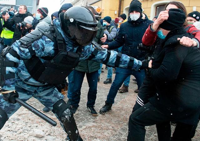 МИД Чехии прокомментировал массовые задержания в России
