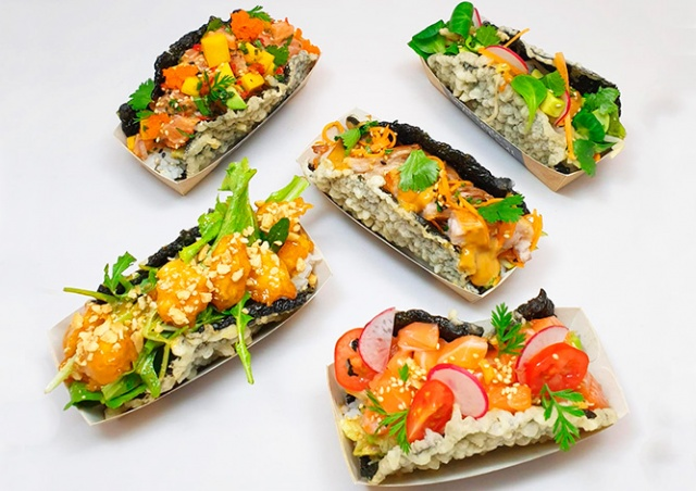 Sushi Tacos завоевывают пражский рынок