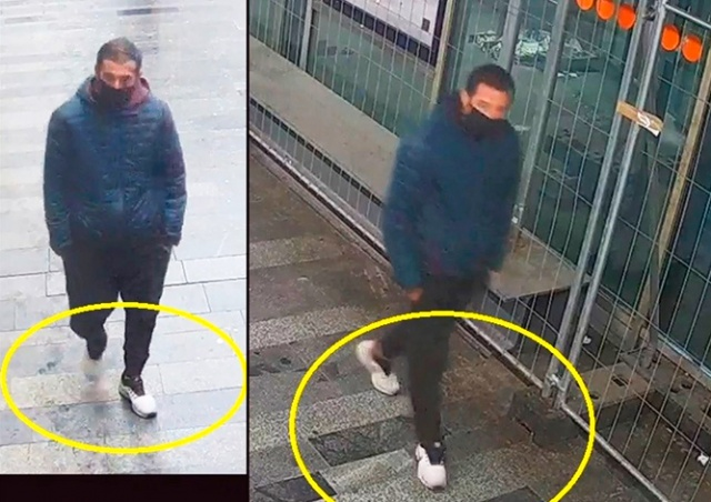 В Праге неизвестный ограбил на улице двух пенсионеров
