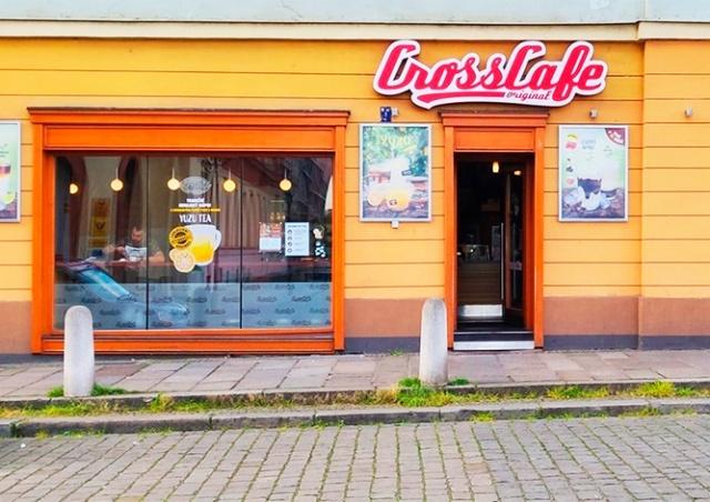 CrossCafe закроет все свои кофейни в Праге