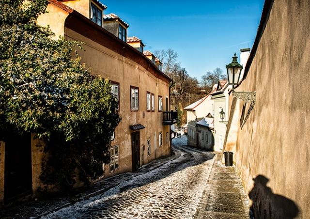 Зима не сдается: в Чехию идет резкое похолодание