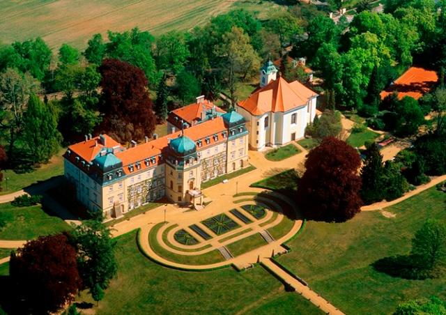 Парк президентского замка Ланы откроют для посетителей