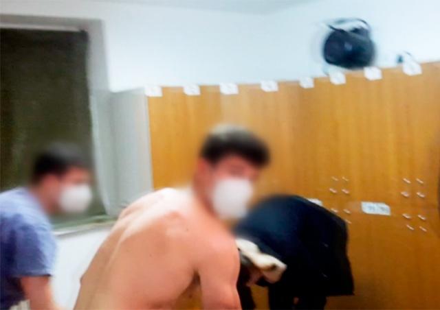 В Чехии полиция «накрыла» подпольный спортзал: видео