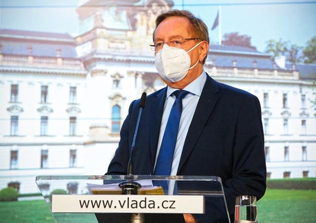 Минздрав Чехии назвал крайний срок открытия магазинов